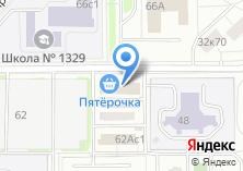 Компания «FM-Пицца» на карте