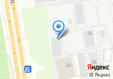 Компания «Курс» на карте