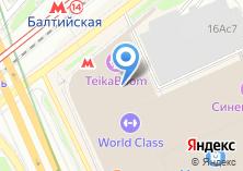 Компания «ТЕНГРИ ДЕВЕЛОПМЕНТ» на карте