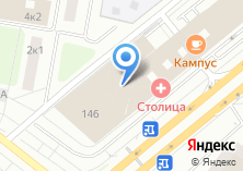 Компания «KIA FAVORIT MOTORS» на карте