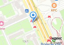 Компания «TicketLand» на карте