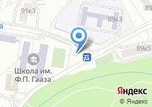 Компания «МЕДТЕК Имплант» на карте