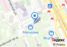 Компания «Семь квадратных метров» на карте