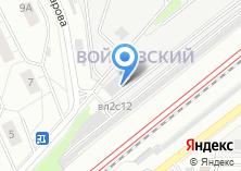 Компания «Молтехнопроект» на карте