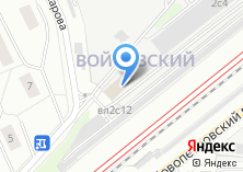 Компания «Российские Двери» на карте