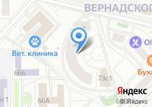 Компания «Безопасность зданий и сооружений» на карте