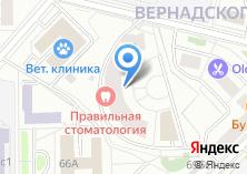 Компания «Удальцова 73» на карте