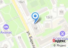 Компания «Стейбл Девелопмент» на карте