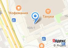 Компания «Доступные переезды» на карте