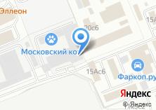 Компания «MOTOSHOP1» на карте