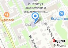 Компания «Costasol.ru» на карте