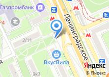 Компания «Магазин ивановского текстиля» на карте