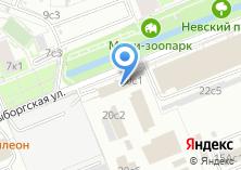 Компания «Следственный изолятор №5» на карте