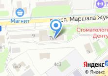 Компания «Нотариус Киреева Л.Н» на карте