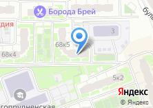 Компания «Строящийся жилой дом по ул. Лихачевское шоссе (Долгопрудный)» на карте