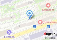 Компания «Строящийся жилой дом по ул. Лихачёвское шоссе (г. Долгопрудный)» на карте