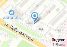 Компания «ПРОЕКТИРОВЩИК» на карте