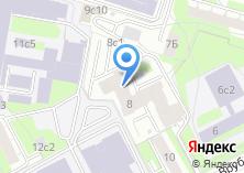 Компания «Поселок Художников» на карте