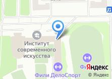 Компания «Музей истории ГКНПЦ им. М.В. Хруничева» на карте