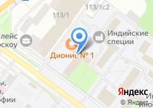 Компания «ЭКСТРАКОНСАЛТИНГ ЗАО» на карте