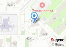 Компания «Ремонт окон Проспект Вернадского» на карте