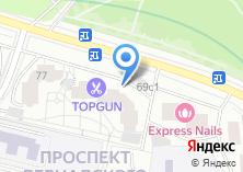 Компания «Zакромеево» на карте