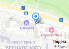 Компания «СитиТоп» на карте