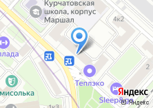 Компания «Стройкомплект-2» на карте