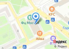 Компания «Московский Культурный Фольклорный центр под руководством Л. Рюминой» на карте