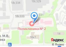 Компания «Медсанчасть №7» на карте