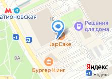 Компания «Ростагроэкспорт» на карте