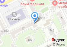 Компания «Жилищник района Филёвский парк» на карте