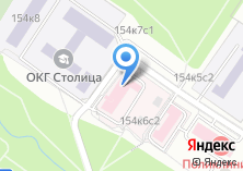Компания «Молочно-раздаточный пункт Детская поликлиника №97» на карте