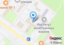 Компания «Рауше» на карте