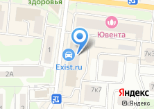 Компания «Эконом-стиль» на карте