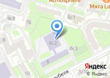 Компания «Московская психотерапевтическая академия» на карте