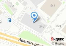 Компания «Автоматторг №3» на карте