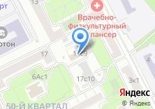 Компания «ДЕЗ района Филевский парк» на карте
