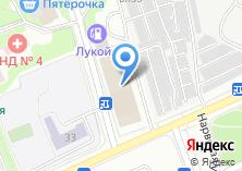 Компания «Пространство» на карте