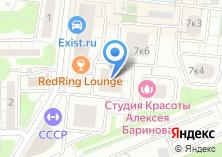 Компания «Мастерская по изготовлению ключей на проспекте Пацаева» на карте