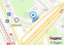 Компания «ITELECON Expo» на карте
