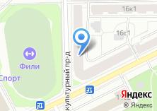 Компания «Sat.com.ru» на карте