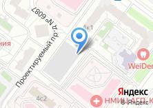 Компания «Спец-гараж» на карте