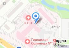 Компания «Аэродар-Мед» на карте