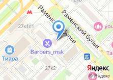 Компания «Мичуринский-27» на карте