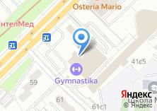 Компания «Fitness-Express» на карте