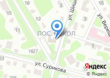 Компания «Косметик-центр» на карте