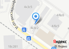Компания «КБ Платина» на карте