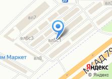 Компания «Левый берег» на карте