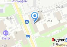 Компания «СВОИ» на карте